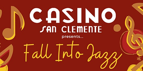 Gina Saputo at the Casino San Clemente tickets