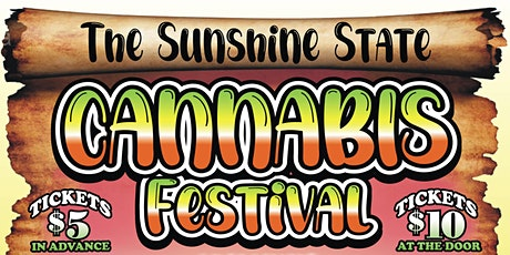 The Sunshine State  Cannabis Festival tickets