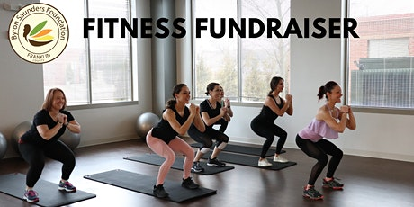 Byron Saunders Virtual Fitness Fundraiser tickets