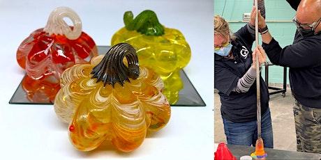 Artist-led Workshop: Glass Pumpkins (Saturday) with Lisa Pelo tickets
