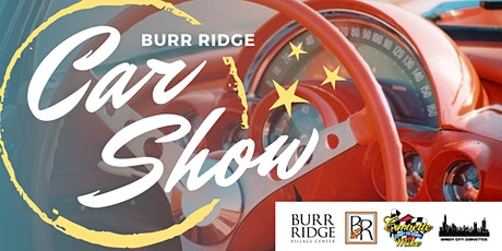 Annual Burr Ridge Car Show tickets