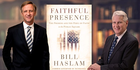 A Tennessee Conversation with Bill Haslam and Gary Wade tickets