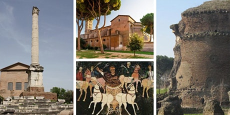 THE CITY OF ROME BETWEEN CONSTANTINE AND JUSTINIAN tickets