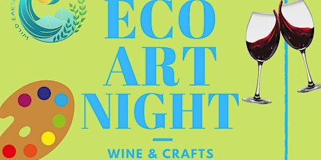 Wild Earth Movement: Eco Art & Wine Night tickets