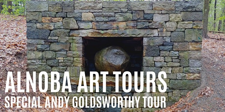 Art Tours: Andy Goldsworthy tickets