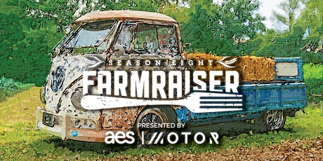 Farmraiser Season 8 presented by AES | Motor tickets