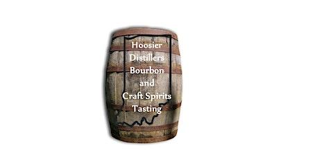 5th Annual Hoosier Distillers Bourbon & Craft Spirits Tasting tickets