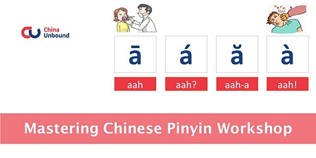 Mastering Chinese Pinyin Workshop tickets
