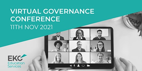 Virtual Governance Conference tickets