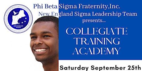 2021 New England Collegiate Training Academy biglietti