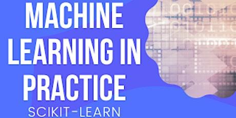 Machine Learning in Practice: scikit-learn tickets