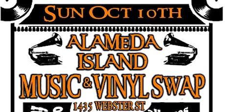 Alameda Island Music & Vinyl Swap tickets