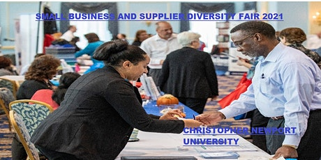 Small Business and Supplier Diversity Fair 2021 tickets