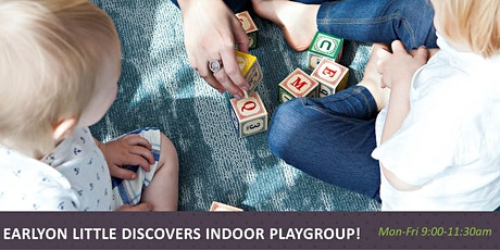 EarlyON Little Discover's Indoor Playgroup! tickets