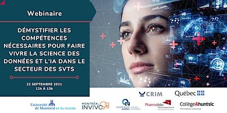 Webinaire Continuum Entreprises - SÉANCE D'INFORMATION- INFORMATION SESSION tickets