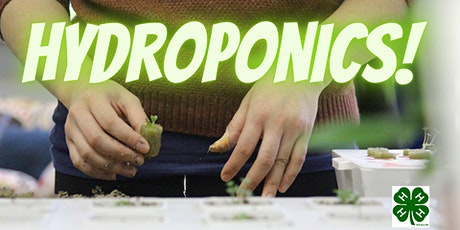 Let's Fire Up the Hydroponics Rack! tickets