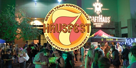 HausFest 7th Anniversary tickets
