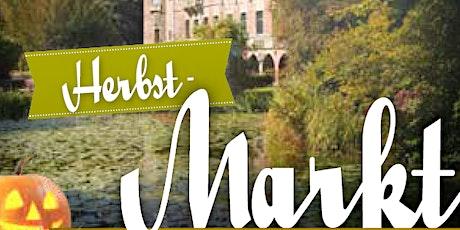 Herbstmarkt Schloss Paffendorf Tickets
