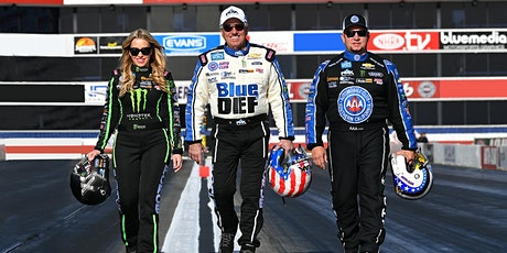 John Force Racing - Pit Side Suites St. Louis SUNDAY tickets