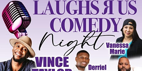Laughs R Us Comedy @ Legends Bar & Grill ' Clermont, Fl. tickets