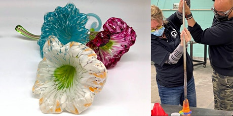 Artist-led Workshop: Pulled Glass Flowers (Friday) with Lisa Pelo tickets