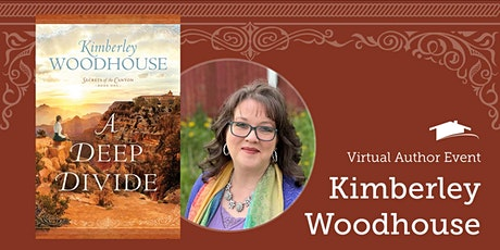 Virtual Author Night with Kimberley Woodhouse tickets