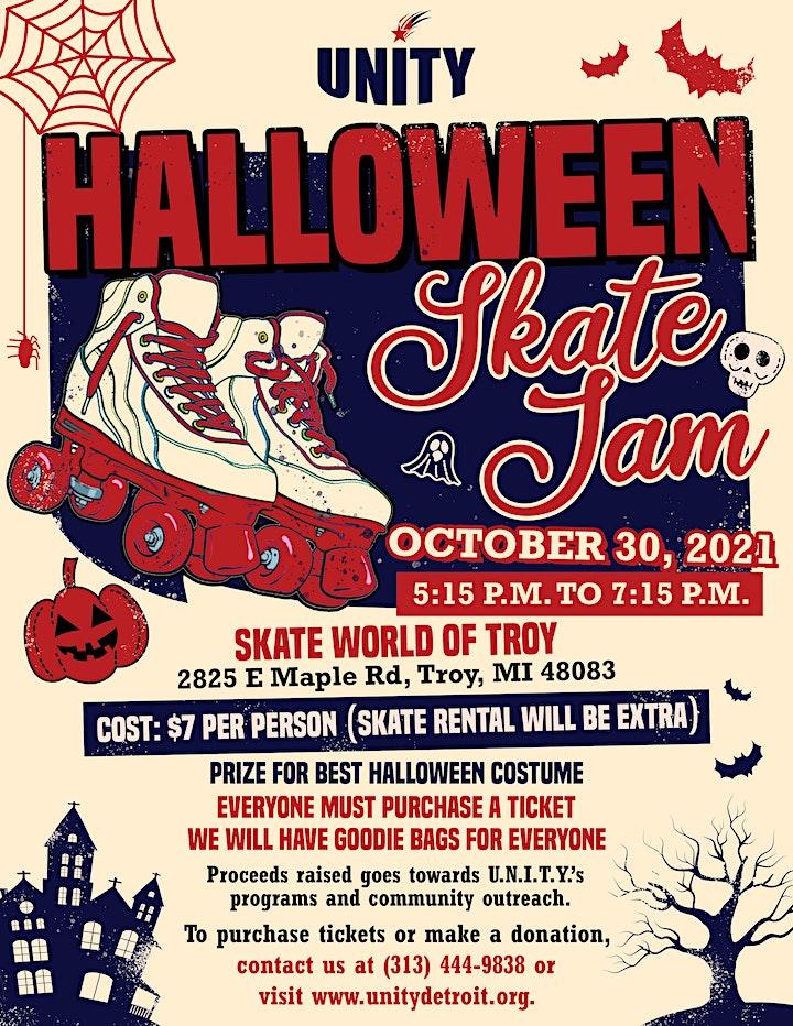 Halloween Skate Jam image