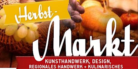 Herbstmarkt Rittergut Birkhof Tickets