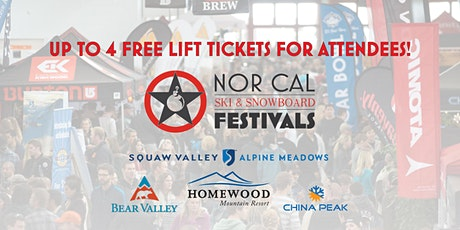 2021 San Francisco Ski & Snowboard Festival tickets