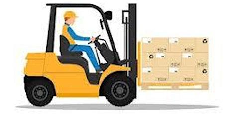 Forklift Driver Certification Course - Valdosta Campus tickets