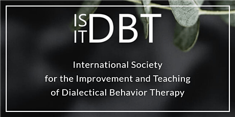 2021 ISITDBT Conference tickets
