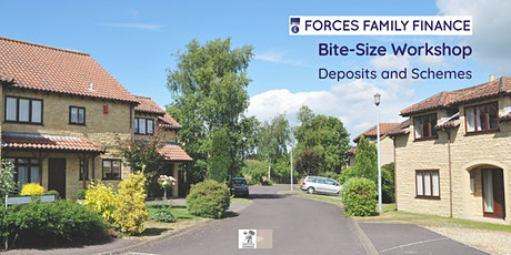 Bite-Size Mortgage Workshop - Deposits and Schemes tickets