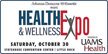 2021 Arkansas Health & Wellness Expo tickets