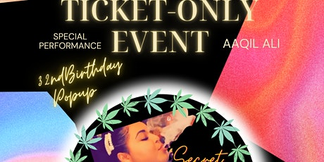 Stoners Exclusive 32nd PopUp Event tickets