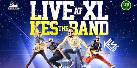 Live at XL KES THE BAND tickets