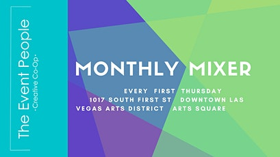 The Event People Monthly Mixer tickets