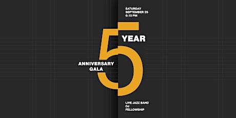 ICC Anniversary Gala tickets