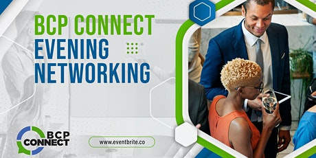 BCP Connect Networking Huddle tickets
