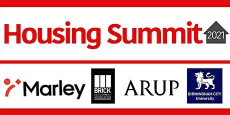 Housing Summit 2021  - Online tickets