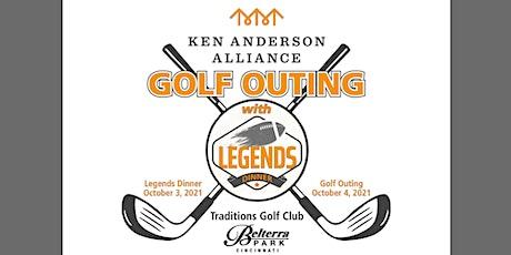 Legends Golf Dinner tickets