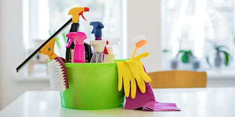 Happy Home Environments: Cleaning tickets