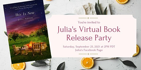 Julia's Virtual Book Release Party tickets