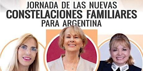 JORNADA DE CONSTELACIONES FAMILIARES PARA ARGENTINA entradas
