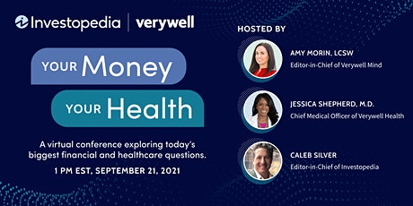 Your Money Your Health 2021 tickets