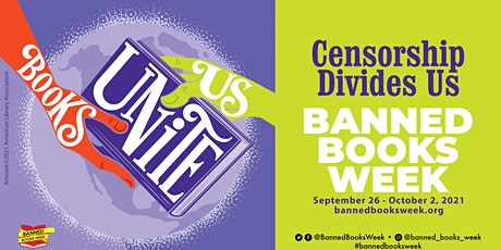 Freedom to Read: Celebrating Banned Books Week tickets
