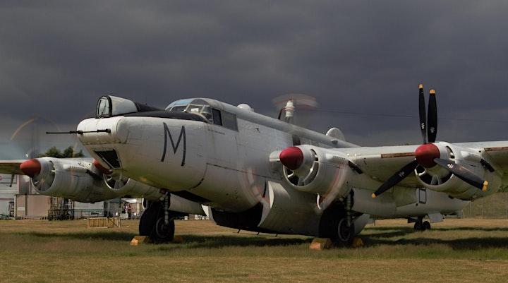Nimrod Engine Run coinciding with Shackleton Engine Run image