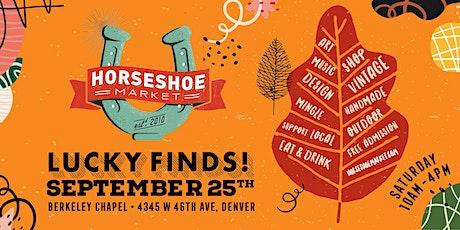 Fall Horseshoe Market! tickets