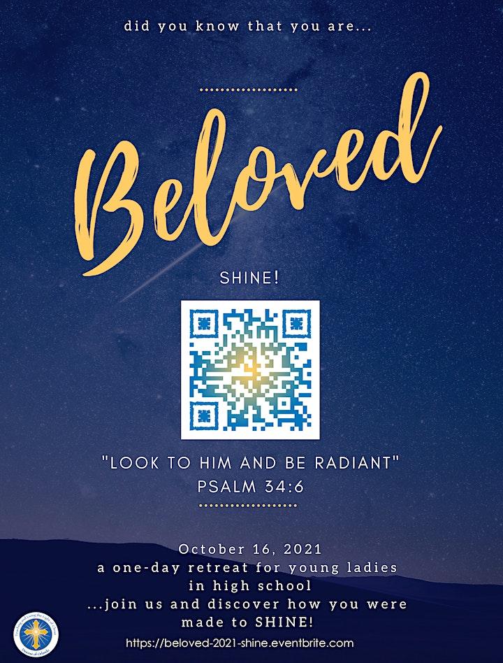 Beloved – SHINE! - October 16, 2021 image