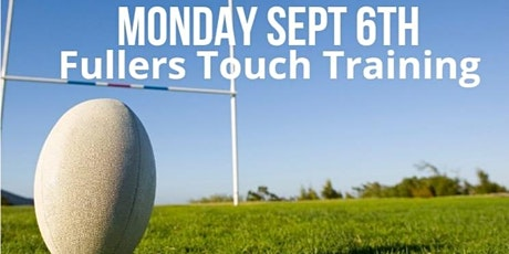 Fullers Touch Training tickets