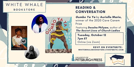 "Reading & Conversation: ""Gumbo Ya Ya,"" Aurielle Marie (w/ Deesha Philyaw) tickets"